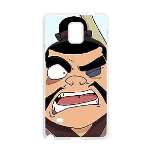 Samsung Galaxy S4 Phone Case White Mulan Yao KMI6152468