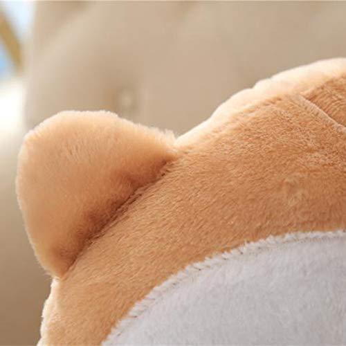 WOVELOT novit/à Corgi Bottom Car Seat Neck Pillow Dog Glutei Cuscino Poggiatesta