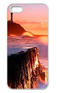 Cool scenery Back Case Hard Durable iPhone 5,5s Case