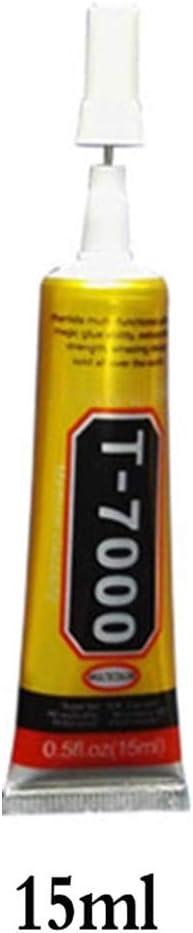 lzndeal T7000 / T8000 Pegamento Resina Epoxi Claro Adhesivo Tipo de Aguja Herramienta de Reparación de Pantalla de Teléfono