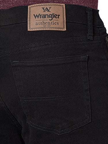 413Logqsh5L. AC Wrangler Authentics Men's Big & Tall Classic 5-Pocket Regular Fit Flex Jean    Wrangler men's classic regular rit jean. This jean is constructed with durable materials Built for long-lasting comfort. Made with a classic fit, this jean sits at the natural waist and features a regular set and thigh.