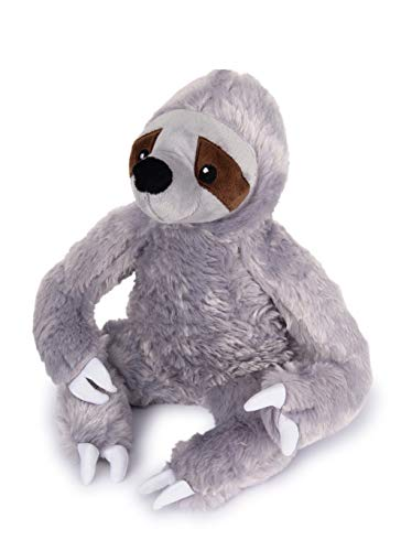 The Farting Dog Company Farting Plush Dog Toy Stanley The Stinky Sloth | Interactive Stuffed Animal | Sound Module Insert -