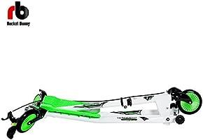 BTM Rocket Conejo® Ajustable Gran Patinete de 3 Ruedas Tri ...