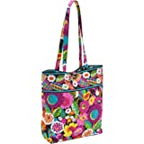 Vera Bradley Tote (Va Va Bloom), Bags Central