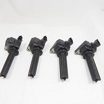 Saab 9 – 3 & 9 – 3 x l Turbo Set de 4 bobinas de encendido
