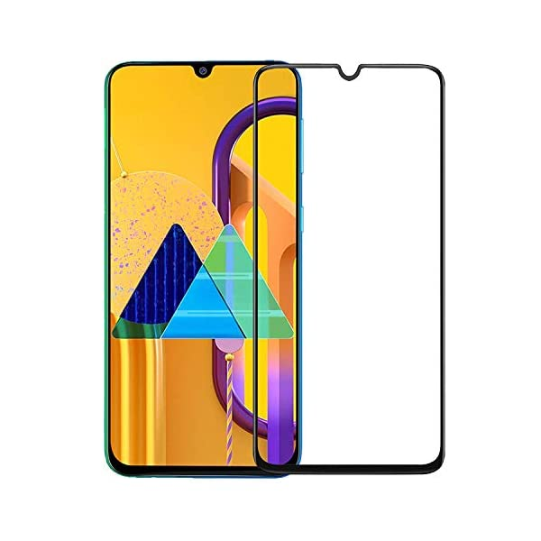Best Samsung M31 Tempered Glass 6D/11D Full Coverage India
