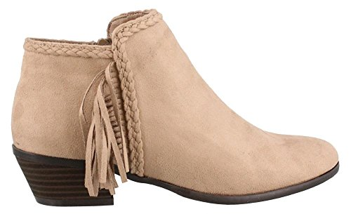 Madeline Dames Trebel Bootie Taupe