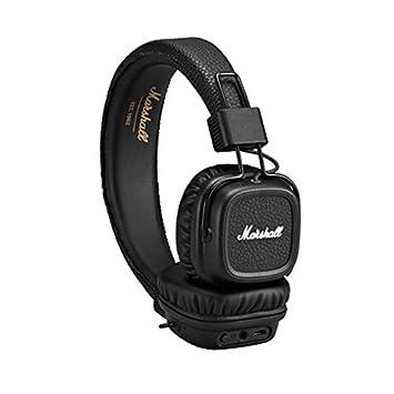 Marshall Major II Bluetooth On-Ear Headphones, Black 4091378 – Discontinued