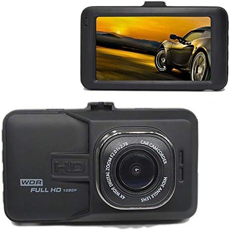 ダッシュカムインカー、1080PのフルHD車のカメラ、車用3インチDashcams、WDRの24H駐車場モニター、Gセンサーとループ・レコーディング
