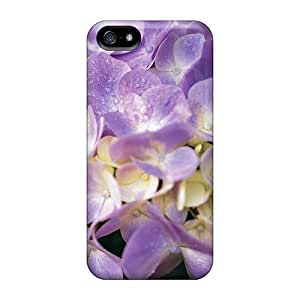 Protection Cases For Iphone 5/5s / Cases Covers For Iphone(fragile Flower Petals)