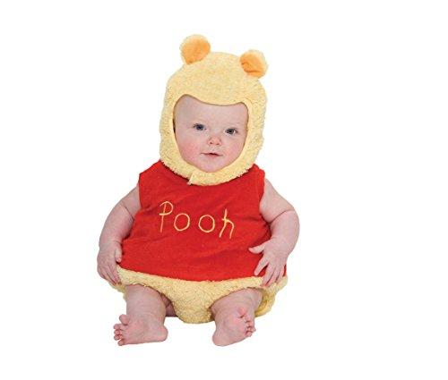 Disney DCWIN-TA012 Winnie-The-Pooh Costume, Non-Solid Colour, 12-18 -