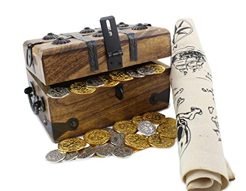 The 10 best pirates treasure chest large 2020