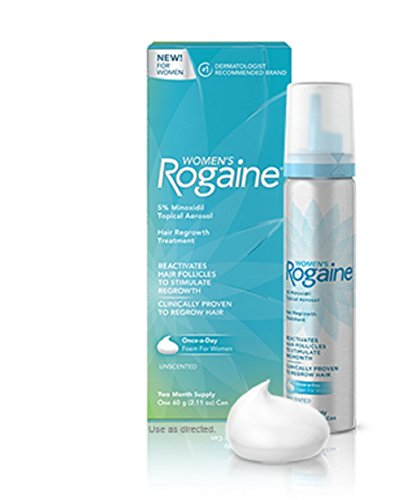 Womens Rogaine Regrowth Treatment Supply 1