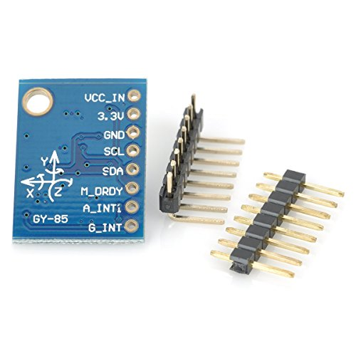 3-5V 6DOF 9DOF IMU Sensor Nine-axis Module for Arduino Boards by IDS Home
