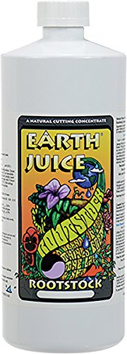 Gel Rootstock - HydroOrganics HOR01201 Earth Juice Rootstock Concentrated Solution , 1-Quart