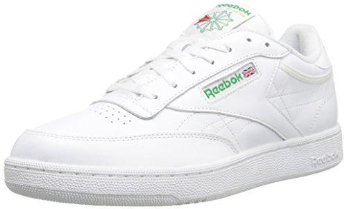 Reebok Mens Club C Sneaker Stati Uniti Bianco