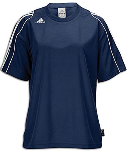 Adidas Women's Squadra Ii Short-Sleeve Jersey Top, New Na...