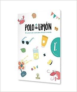 POLO DE LIMÓN - 1º PRIMARIA: Cuaderno de vacaciones: Amazon.es: Tekman Books: Libros