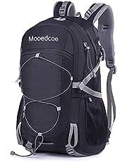 Mooedcoe 40 L vandring reseryggsäck vattentät campingryggsäck dagväska högskola skola ryggsäck