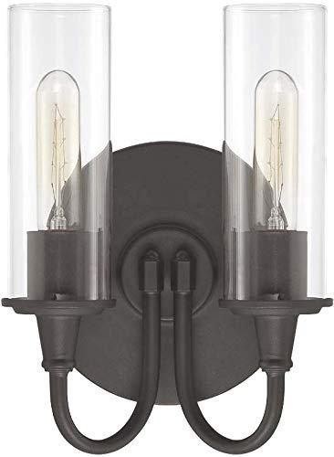 Craftmade Vanity Lighting - Craftmade 38062-ESP Modina Vanity Wall Lighting, 2-Light, 120 Watts, Espresso (8