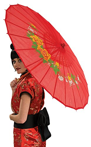 Rubie's Costume Co. Women's Novelty Parasol, As Shown, One Size - Costumes Parasol