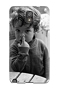 Galaxy High Quality Tpu Case/ Photography Black And White LHbgAbm1939RbWvg Case Cover For Galaxy Note 3