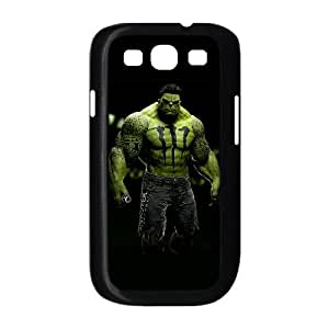 Samsung Galaxy S3 9300 Cell Phone Case Black Hulk Personalized Phone Case Cover For Women CZOIEQWMXN5272