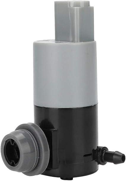 Motor del parabrisas, Motor del limpiaparabrisas Lavaparabrisas Bomba Motor de rociado de agua DMC500040: Amazon.es: Coche y moto