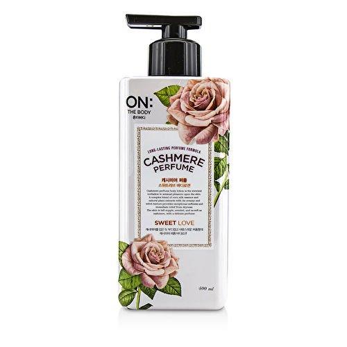[[ON THE BODY]] Cashmere Perfume Lotion (Sweet (Eau De Parfum Body Lotion)