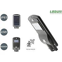 Farola Solar de LED para Alumbrado Público 60W