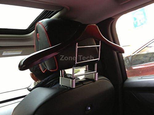 Zone Tech HA0008-W Mahogany Car Hanger