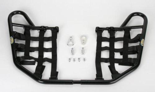 Motorsport Products Ez-fit Nerf Bars Nerfbars Aluminum Ltr450 Black