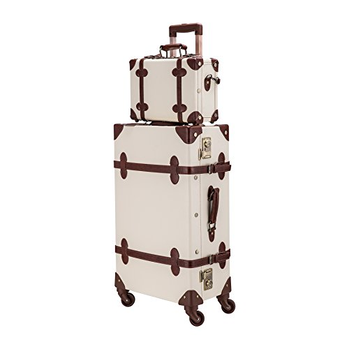CO-Z Premium Vintage Luggage Sets 24