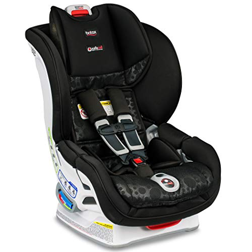 Britax Marathon ClickTight Convertible Car Seat – 1 Layer Impact Protection, Bubbles [Amazon Exclusive]