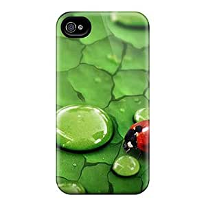 High Impact Dirt/shock Proof Cases Covers For Iphone 6plus (ladybirds) by icecream design