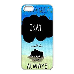 AKLPHONECASE Hard Customized case Of Okay For iPhone 5,5S [Pattern-5]