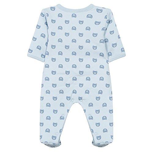 40 Blue Pale Sky Fleece Mixed Sleeper Baby Absorba q7Aw1Rxc00