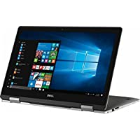 2017 Newest Dell 2-in-1 Convertible Inspiron 7000 15.6 Inch Full HD Touchscreen Flagship High Performance Laptop PC, Intel Core i5-7200U Dual-Core, 8GB DDR4, 256GB SSD, USB Type C, Windows 10