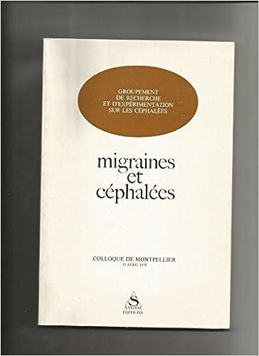 Livres gratuits Migraines et Cephalees pdf epub