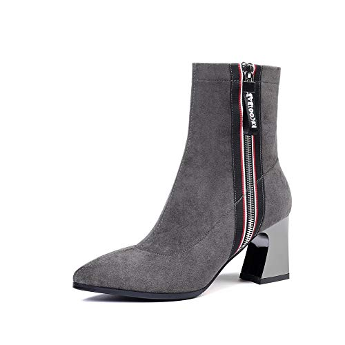 Mujer Gris 1to9 Con Mns03491 Sandalias Cuña ZSSInAvRq