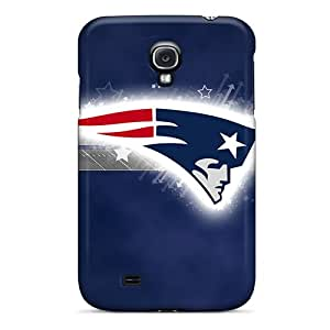 Samsung Galaxy S4 CdJ858eXPV Customized Fashion New England Patriots Image Durable Cell-phone Hard Covers -JasonPelletier