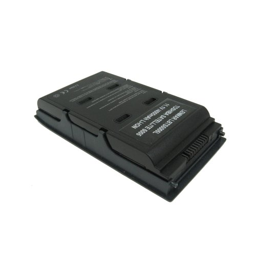 Lenmar LBTS5005L Battery for Toshiba Satellite 5005/5105 ...