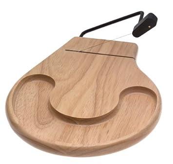Bandeja de queso de madera de haya con Cracker Bueno