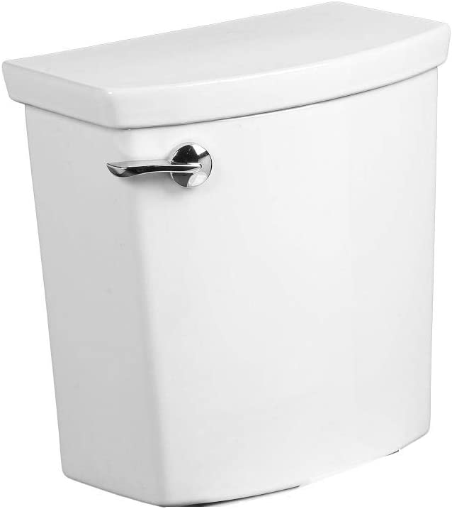 """American Standard 4021101N.020 Brands Cadet 3 High Efficiency Toilet Tank 1.28 Gpf 3 In Flush Valve 12/"""" White"""