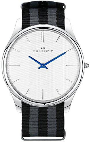 WhiteBlackGrey-Kensington-Watch-by-Kennett