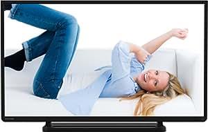"Toshiba 32W2433DG - Televisor LED (81.28 cm (32"") HD-ready, 1366 x 768 Pixeles, Analógico y Digital, NTSC, DVB-C, DVB-T, 100 Hz AMR) negro"