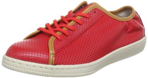 Rockport FRANJA LACE UP POPPY V73318 Damen Sneaker Rot (POPPY RED)