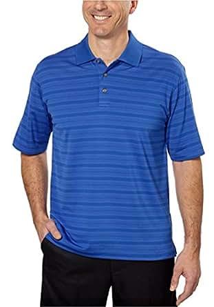 Pebble beach performance mens pima cotton blend polo golf for Pebble beach performance golf shirt