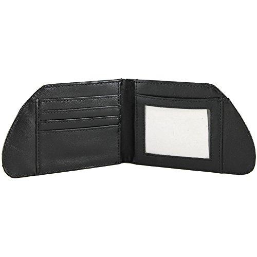 black-genuine-leather-uniquely-shaped-billfold-mens-front-pocket-wallet