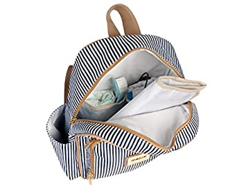 0e580daba Mochila Maternidade Navy Blue, Majov Baby, Azul Marinho: Amazon.com ...